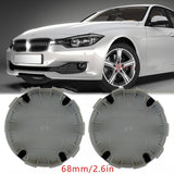 1pcs Car Logo Rim Wheel Hub Center Cover Caps Emblem For e46 e39 e36 e90 e60 e30 e34 f30 f10 f20 e53 X5 X3 X6 m3 m5 z3
