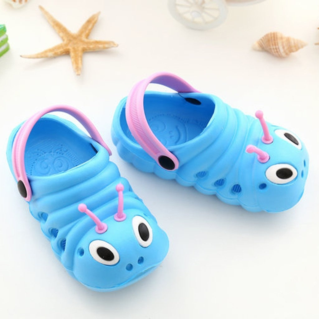 Summer Toddler Baby Boys Girls Cute Cartoon Beach Sandals Slippers Flip Flops