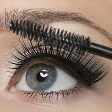 Load image into Gallery viewer, 1 Piece Waterproof Eyelash Extension Black Thick 4D Silk Fiber Lash Mascara Eyelash Eyelashes Extension Tool