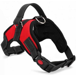 Upgrade Pet Dog Adjustable Traction Vest Soft Chest Strap Large Dog Anti-riot Leash Harness for Walking Dogs