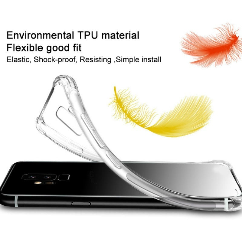 Flexible TPU Silicone Transparent Case For Huawei P30 P20 Pro Lite Y9 Y5 Y6 Y7 Pro Prime 2019  P Smart Z Plus 2019 Honor 20 Pro 10i 9i 8S View 20 10 Play Lite  8C 7A 7X 8X Max 8A Nova 5i 5 4 3  Mate 20 X Pro Lite Cover Coque