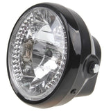 Universal Motorcycle Headlight LED Hi-Lo Beam Motorbike Lamp Phare Moto Moto Accessories(Size: 7inch)