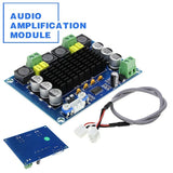 1 x  New TPA3116D2 Dual-channel High Power Digital Audio Power Amplifier Board 2x120W