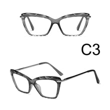 Load image into Gallery viewer, Fashion Classic Outdoor Clear Lens Square Glasses Metal Frames Women Trending Styles Brand Optical Computer Glasses  Eyewear
