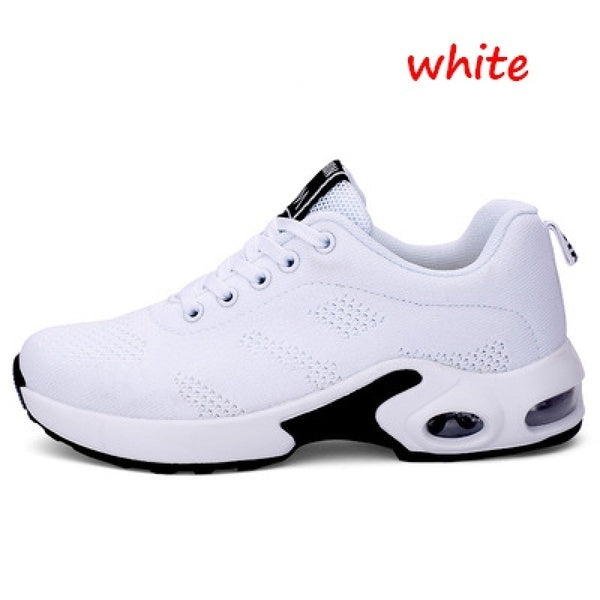 Fashion Women Lightweight Sneakers Running Shoes Tennis Indoor Outdoor Sports Shoes Breathable Comfort Running Shoes Mesh Sneakers