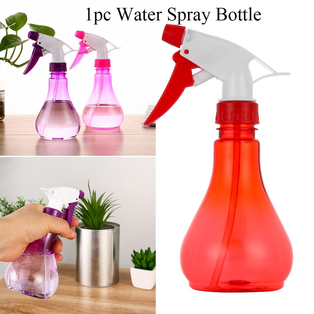 250ml Candy Transparent Hairdressing Tools Home Living Portable Makeup Moisture Plants Spray Bottle Fine Mist Water Sprayer Garden Watering