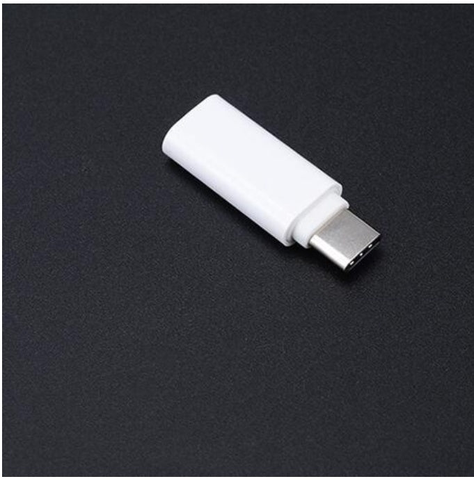 1PCS/2PCS Type-c To 3.5mm Audio Adapter Headphone Adapter Mobile Audio Converter Millet Samsung Huawei Letv 2pro Max2 Phone Headset Audio Adapter TypecUSB Jack Interface Type-c 3.5mm Headphone Cable Audio Adapter