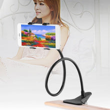 Load image into Gallery viewer, Universal Lazy Bed Desktop Car Stand Mount Long Arm Holder For Cell Phone  QP