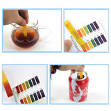 PH Tester Tropical Aquarium Cold Water Fish Tank Testing Kit 80 TEST STRIPS  AQUARIUM PH TEST STRIPS