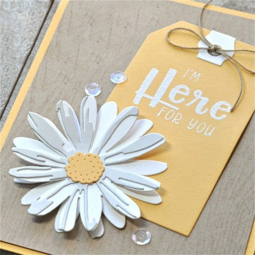 Daisy Flower Metal Cutting Dies Scrapbooking Bloom Die Cut for Card Making DIY Album Embossing Craft New 2019