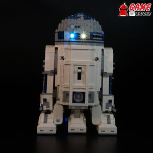 LEGO R2-D2 10225 Light Kit (LEGO Set Not Included)
