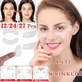 Waterproof Anti Sagging Firming Women Beauty Tools Facial Patches Skin Care Facial Lifting Tape