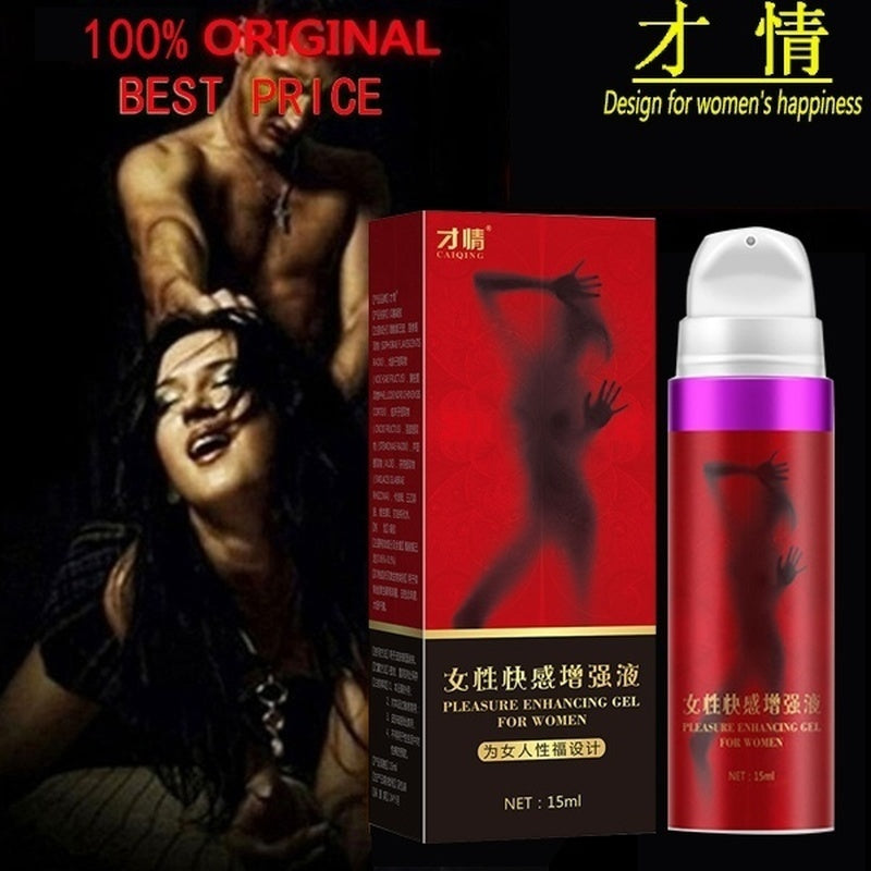 Orgasm Gel Libido Enhancer Sex Spray Vagina Stimulant Intense Sex Drop Exciter Women Strong Enhance Climax Vaginal Tight Oil