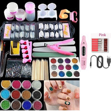 Load image into Gallery viewer, HOT!!! (Kit A or Kit B)Manicure Set Acrylic Nail Kit