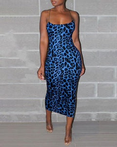 BK leopard dress
