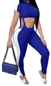 Mulatto 2 piece Jumpsuit