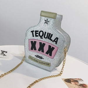 Tequila silver bag