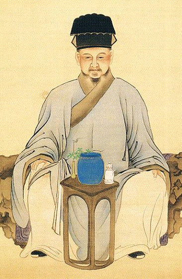 Lu Yu author of the Ch'a Ching or Tea Classics