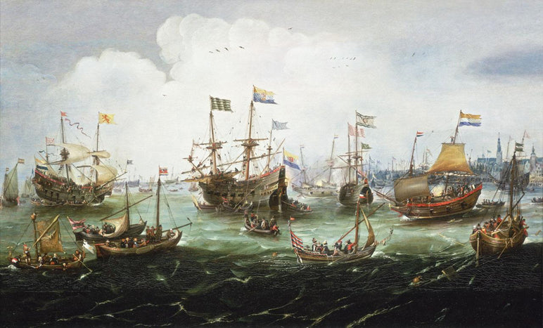 The Dutch Conquest & Warships