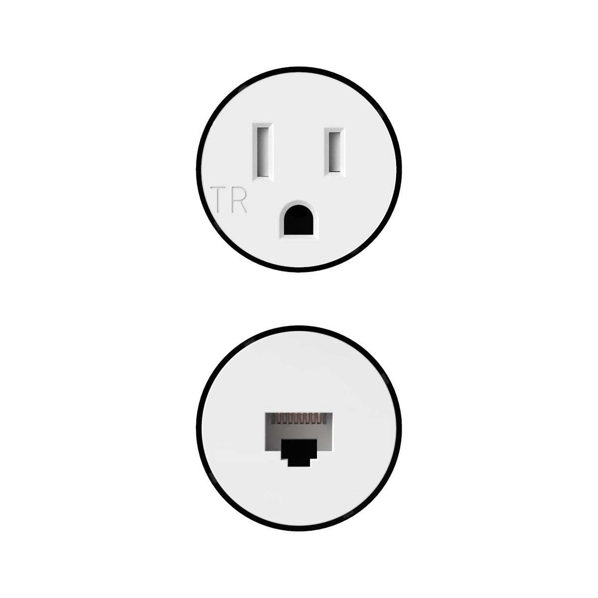 Double Outlet-Data Kit