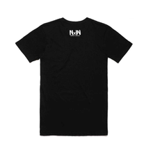 Load image into Gallery viewer, NW Staple Tee - Black - Niu x Waves