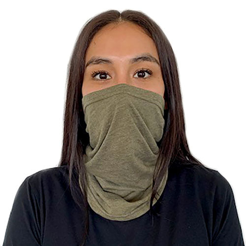 Eco Friendly Adult Neck Gaiter