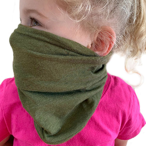Eco Friendly Youth Neck Gaiter