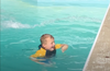 Autistic Child Can Swim With Joy Using Airtime Watertime Floater Wetsuit