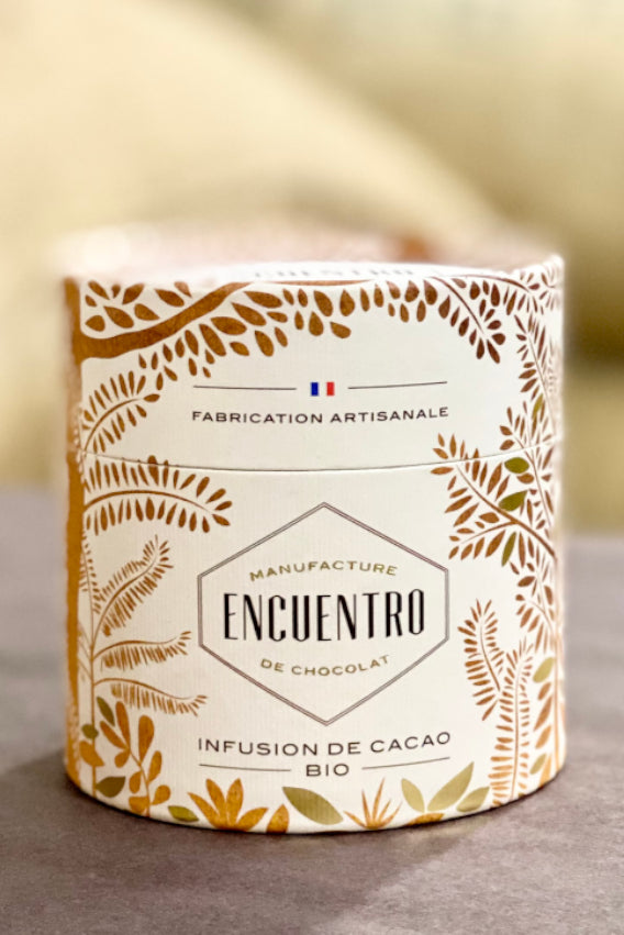 Infusion de cacao bio - Ecrin de Collection - 100g