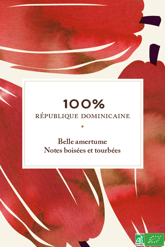 100% République Dominicaine bio