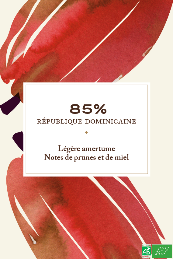 85% République Dominicaine bio