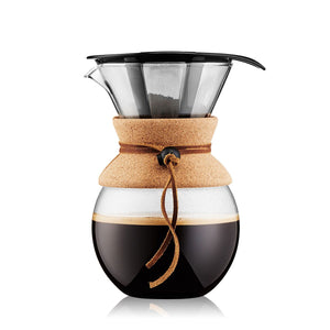 Bodum Pour-over with permanent filter -8 cup