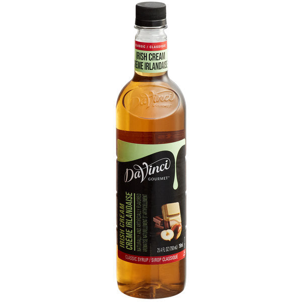 DaVinci Classic Irish Cream Syrup
