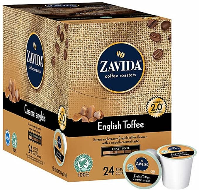Zavida English Toffee