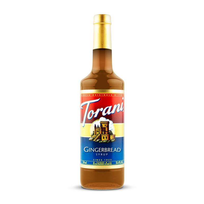 Torani Gingerbread 750ml