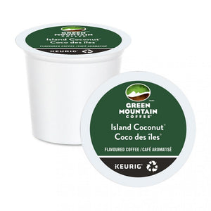 Green Mountain Island Coconut