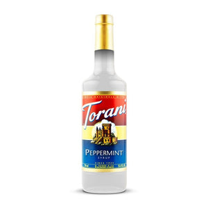 Torani Peppermint Syrup