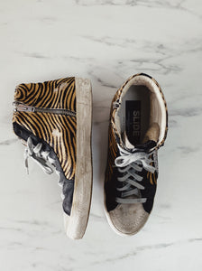 Golden Goose DB Slide low top