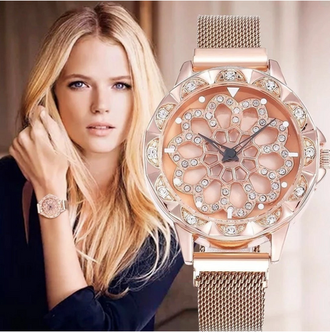 $17.99 HOT SALE - Luxury Rotating Watch