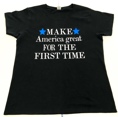 For The First Time T-shirt (Men)