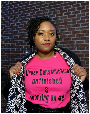 Under Construction - T-Shirt