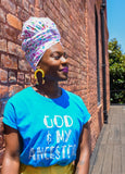 God & My Ancestors Cotton T-shirt (Women)