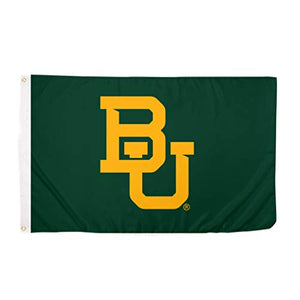 Desert Cactus Baylor University Bears NCAA 100% Polyester Indoor Outdoor 3 feet x 5 feet Flag
