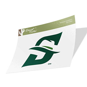 Stetson University Hatters NCAA Sticker Vinyl Decal Laptop Water Bottle Car Scrapbook (Sticker - 00001)