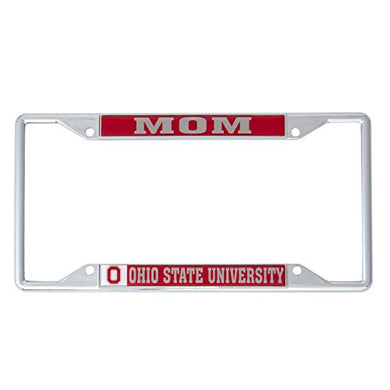 Mascot Desert Cactus Liberty University Flames NCAA Metal License Plate Frame for Front Back of Car Officially Licensed