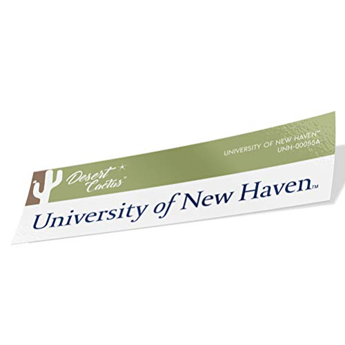 University of New Haven UNH Chargers NCAA Vinyl Decal Laptop Water Bottle Car Scrapbook (Sticker - 00055A)