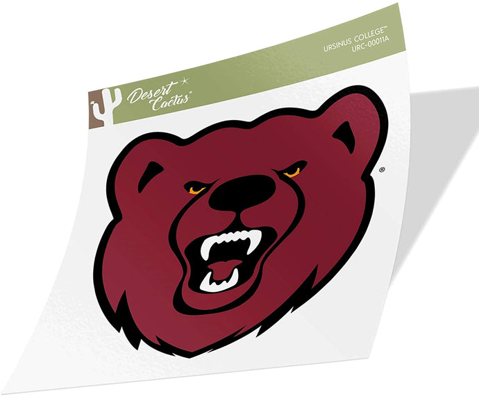 Ursinus College NCAA Vinyl Decal Laptop Water Bottle Car Scrapbook (Sticker - 00011a)