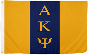 Alpha Kappa Psi Chapter Fraternity Flag 3 x 5 Polyester Use as a Banner Sign Decor AKPsi