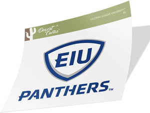 Eastern Illinois University EIU Panthers NCAA Vinyl Decal Laptop Water Bottle Car Scrapbook (Sticker - 45)