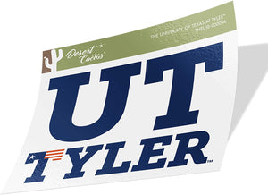 The University of Texas at Tyler UT Patriots NCAA Vinyl Decal Laptop Water Bottle Car Scrapbook (Sticker - 00009A)